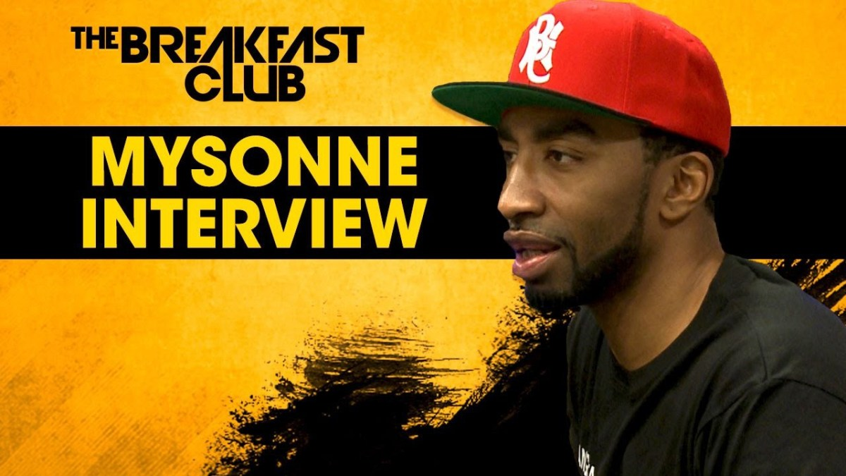 MYSONNE ON THE BREAKFAST CLUB