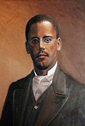 THE BLACKMAN WHO INVENTED THE LIGHTBULB!