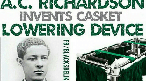 Ac Richardson The Casket Lowering Device The Black Masculist